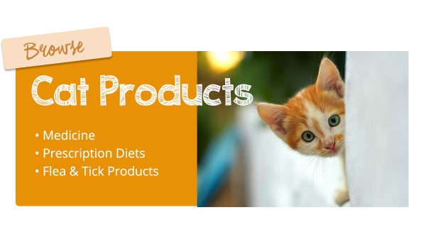 Browse Cat Products at Vets First Choice