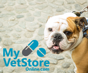 Click here to make a purchase at our My Vet Store
